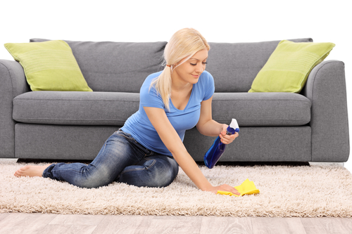 Keep Carpeting Cleaner Longer